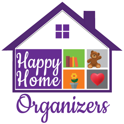 Happy Home Organizers Logo